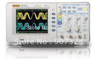 Free shipping RIGOL DS1052E DS 1052E 2 Channel Digital Oscilloscope 50MHz DSO 1GSa/S