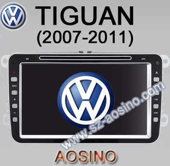 car dvd player car radio for VOLKSWAGEN TIGUAN DVD with gps navigation