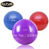 Free Shipping 75cm High Quality Yoga Ball. Multi-Color Gym Ball. Exercise Ball. Fitness Ball. Yoga Products & Air Pump