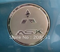 free shipping! 2010-2011 MITSUBISHI ASX stainless steel tank cover fuel tank cap auto gas cap