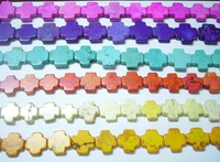 Free Shipping 2pcs/lot Mix color Turquoise Loose beads Fit DIY Craft jewelry 15'' WT8