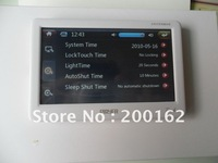 MP5 Players New authentic Cape 4G Nile P299T mp4 4.3 inch full high-definition video output format