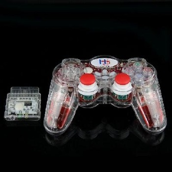 Dual Shock Wireless Game Controller Joypad for PS2 900445-LP-00042