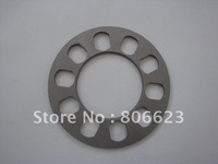 2 WHEEL SPACERS 5 MM THICK UNIVERSAL FIT SPACER