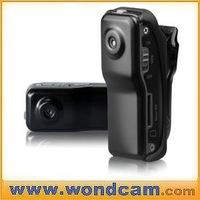 Hot Sale Mini dv md80 Sport Camera 640*480 Voice Control Pinhole Camera 10pcs