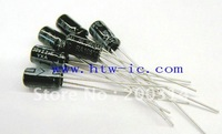 100pcs,2.2uF 50V 105C ruby    Radial Electrolytic Capacitor 4mm X 7mm,integrated circuits