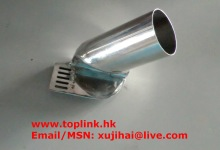Hot Air Plastic Welding Nozzle/ advertise cloth material welding tools/ GOOD QUALITY