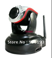 H.264 wireless IP Camera11 pcs Infrared LED 1280*720P wifi camera ip Network camera wireless pan/tilt pt ip camera 536w
