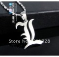 Around Animation Death Note / Death Note Necklace / L necklace / necklace cool death flow g L