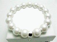 Free shipping by HK post! Wholesale crystal charm bracelet .fashion bracelet.925 sterling silver jewelry TH10