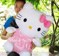 hello kitty wholesale plush toys 50cm  size stuffed animal toy high quality doll  1pcs