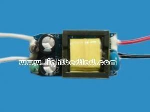 LED Drive for PAR20 Bulb,Input Voltage:AC85-265V,Output Power:9-12*2W,Size:55*35*18mm  (L*W*H)
