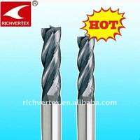 end mill for cut metal