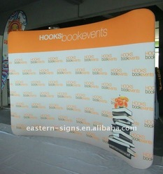10ft Tension Fabric Exhibit Display(China (Mainland))