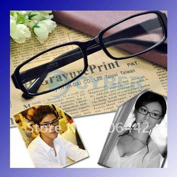 Classical designed style DJ Clear Lens optical frames Glasses eyeglasses Free Shipping