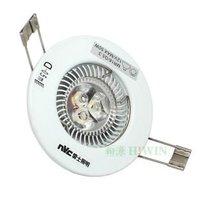 LED light / white 3W Ceiling NDL105 hole 60