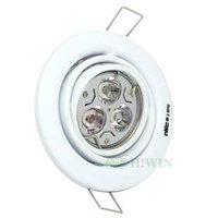 Ceiling NDL720 white LED spotlight 3W