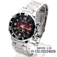 Free Shipping Fashion Digital Sports Wrist Watches Waterproof Date Alarm Led Light Pointer WL0003