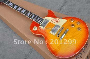 wholesales  2011 vos custom guitar stand ard sunburst Electric Guitar in stock
