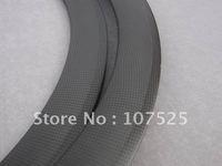 Carbon rim-50mm clincher rim 3K matte finish