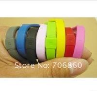 PB Bracelet Band Sports Silicone Wristband Health Energy Power Bracelet No Box 10pcs/lot