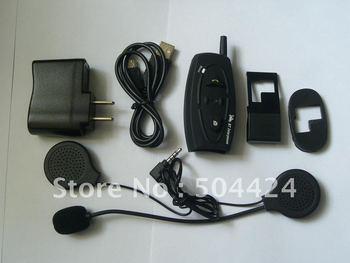 2*500m Interphone BLUETOOTH Motorcycle Helmet intercom Headset bluetooth interphone