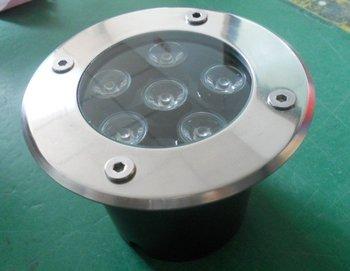 6w led underground light,DC12V input
