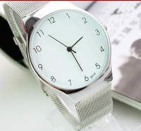 50pcs/lot EMS free shipping fashion watch/ quartz watch+8 colors