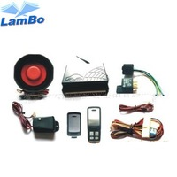 car alarm Free shipping( 1 piece) New LCD remote