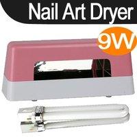 Инструменты для дизайна ногтей 36W UV Nail Art Lamp Gel Curing Tube Light Dryer EU 220V -Y806