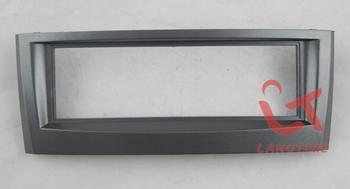 Free shipping-Car refitting DVD frame,DVD panel,Dash Kit,Fascia,Radio Frame,Audio frame for 05-07 FIAT PUNTO,1DIN