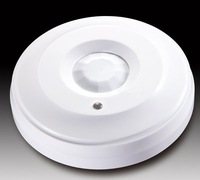 Wholesale and retailer Wireless ceiling PIR detector | pet immunity burglar alarm | intrusion detection