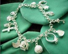popular silver bracelet