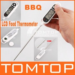 Digital Cooking Food Probe Thermometer Kitchen BBQ,freeshipping dropshipping Wholesale(China (Mainland))