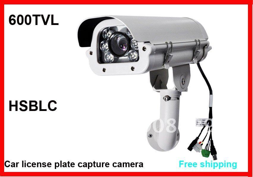 600TVL câmera captura Placa(China (Mainland))