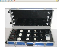 Muilt-function led display case for G10,E14.E27,B22,MR16 T8 based led lights