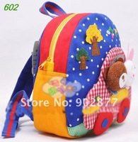 Wholesale Retail  the cute Backpack / School Bag / handbag / Sports Bag / multi-style multi-color Free Shipping