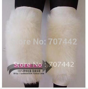 free shipping 5Pair Wool Knee Warmer Unisex Kneecap Pad