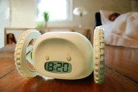 free shipping!whole sale!fashion clock,hide and seek,alarm clock,