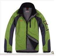 men's Outdoor Windbreaker Nano Sphere Men Jacket Color:green