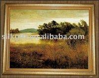 Wholesale@hot@Freeshipping beautiful brocade decorative painting CX-047 for friends birhday gift,Hot