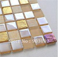 Bathroom Onyx Glass Mosaic Tiles!