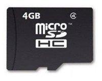 Free shipping High Quality 4GB Micro SD Memory Card, MicroSD TF Card,SD Card  Full capacity