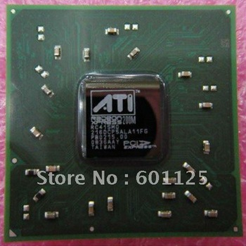 Free Shipping ATI RADEON XPRESS 200M RC415MD 216DCP5ALA11FG BGA IC CHIPSET