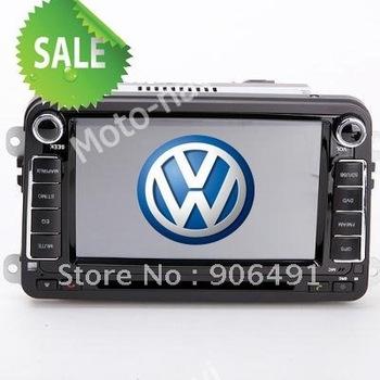"6.2"" Car DVD Player GPS Navi Bluetooth Volkswagen VW CAR GPS DVD Player DVB-T PASSAT Polo TIGUAN"