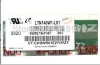 Free shipping of LTN140W1 LP140WX1 QD14WL01 B140EW01 CLAA140W01A