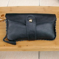 Маленькая сумочка women's cow leather messenger bag/clutch bag lady's fashion genuine leather handbag
