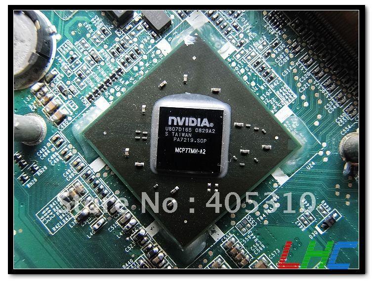 7230 7530G 7730G MBAVR06001 Laptop Motherboard Intel Processor GL40 Chipset(China (Mainland))