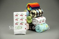wholesale free shipping socks+ 50pairs/lot Hotsale baby Leg warmers/Baby Wear/ baby socks/baby legging Stocking Short Socks 1-3