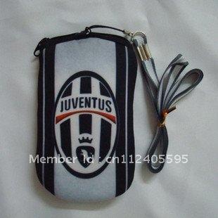 Juventus FC cell phone pocket / mobile phone bag